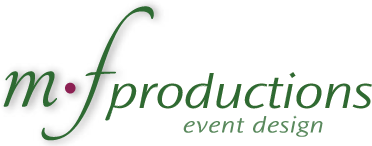 M F Productions - event design